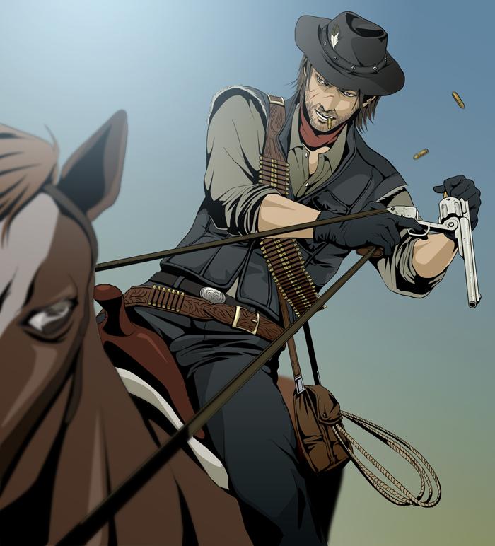 Red Dead Redemption Zerochan Anime Image Board