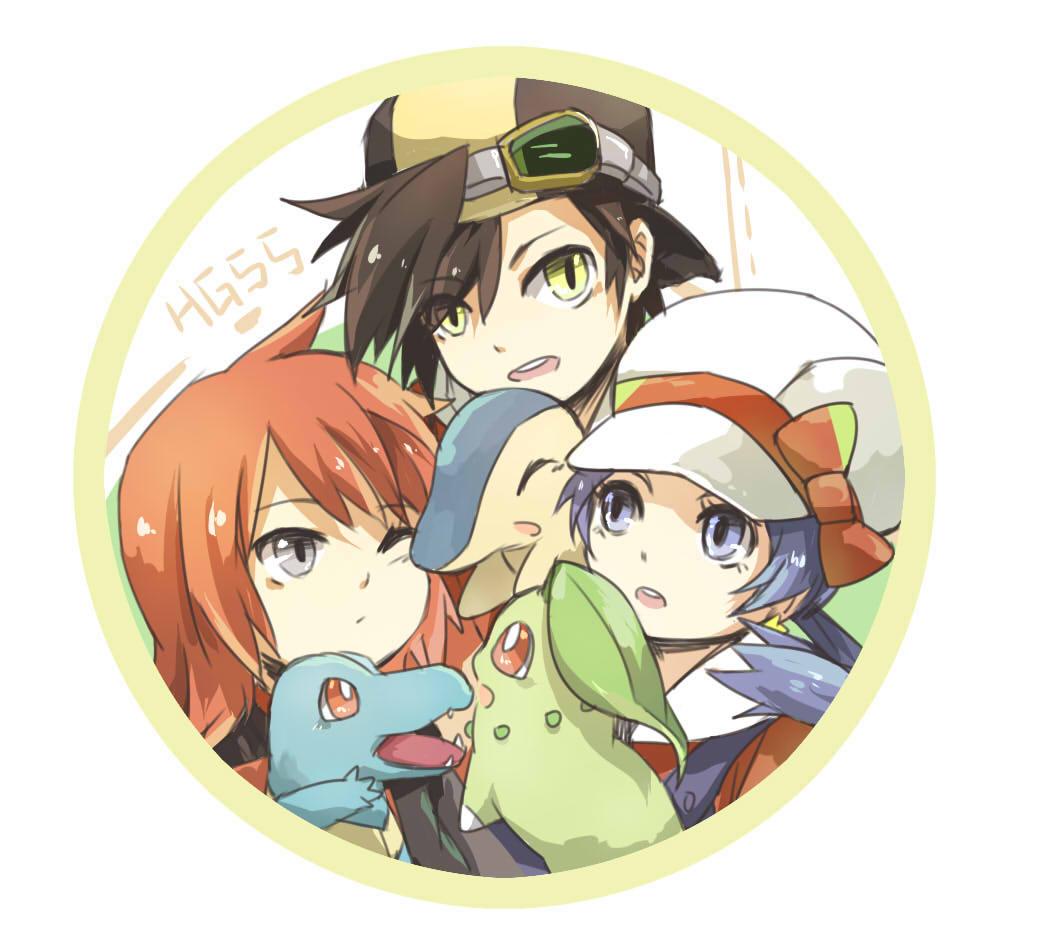 how to get chikorita in pokemon crystal