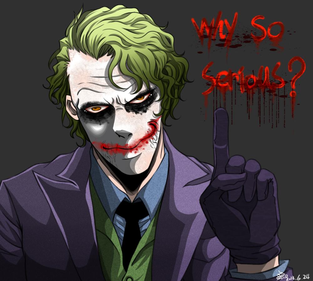Tags Anime Pixiv Id  Batman Joker Dc Pixiv