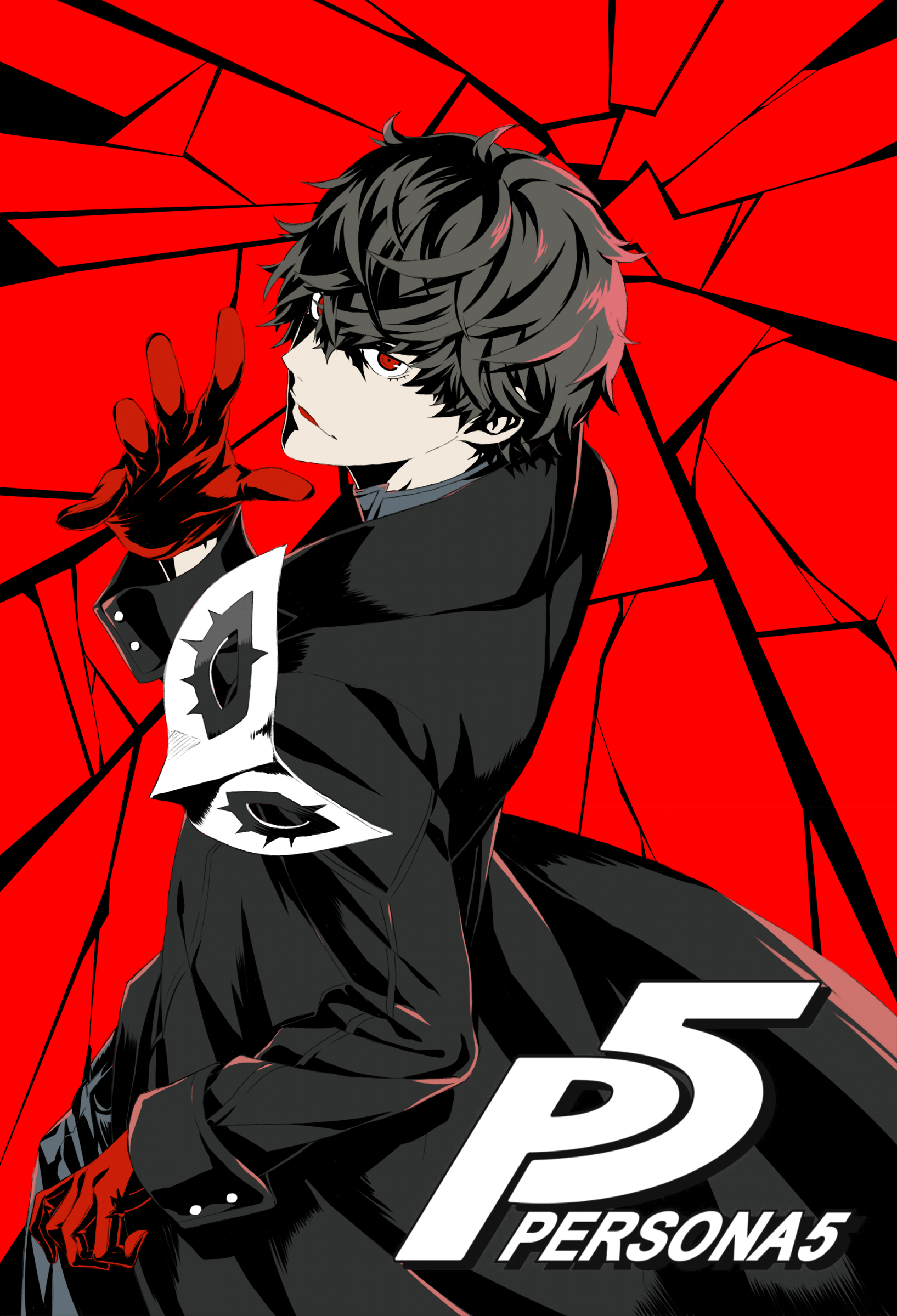 persona 5 wallpaper phone