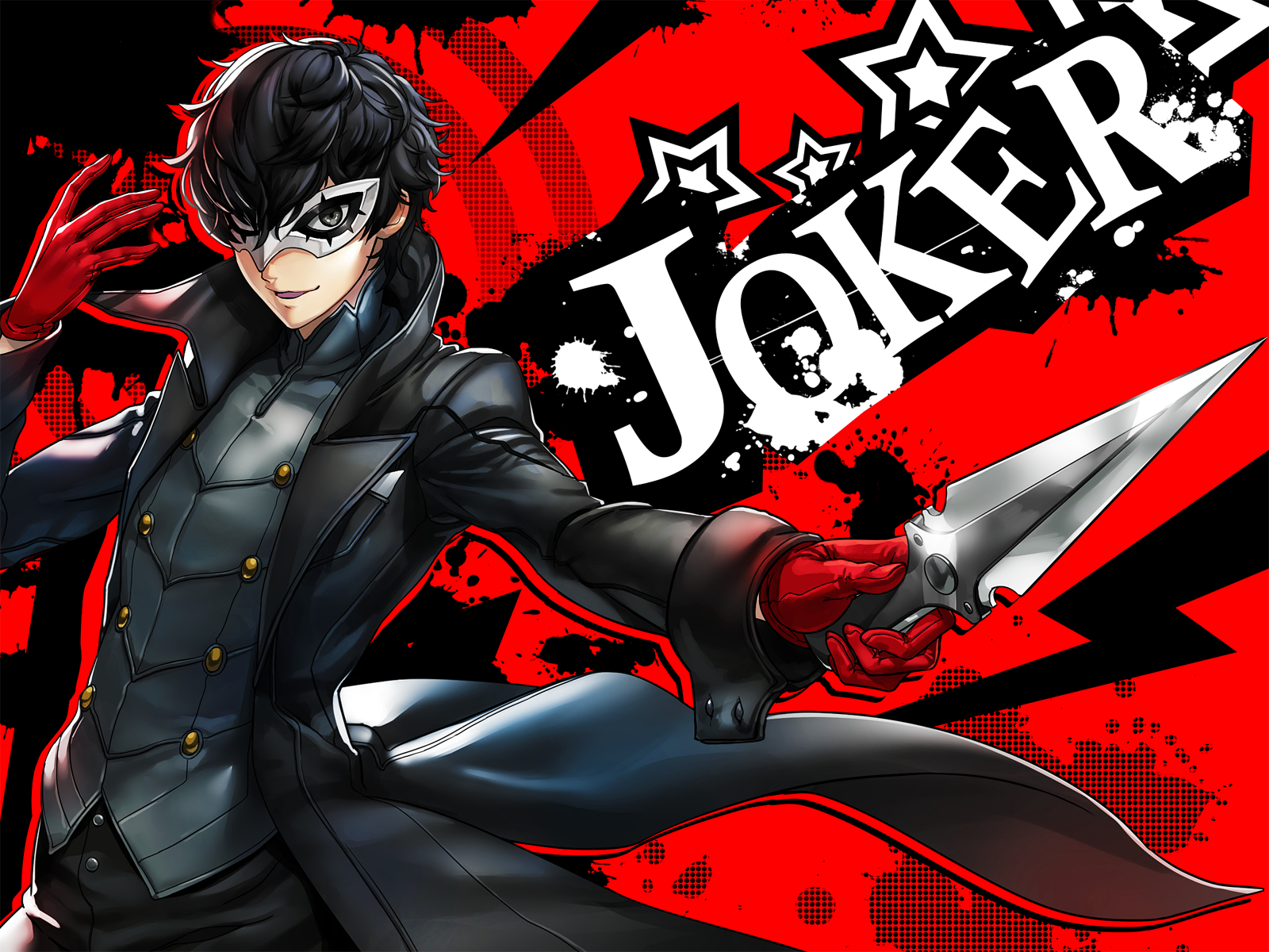 Image result for persona 5 joker