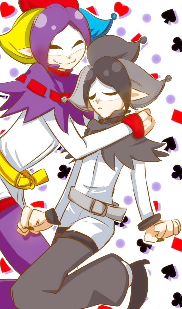 Tags: Anime, Yasushi Tarou, Smile Precure!, Joker (Smile Precure), Fanart From Pixiv, Pixiv, Fanart