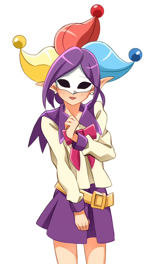 Tags: Anime, Masssssan, Smile Precure!, Joker (Smile Precure), Fanart From Pixiv, Pixiv, Fanart