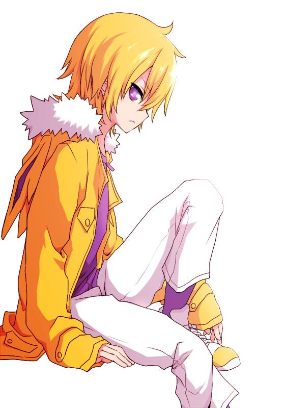 Tags: Anime, Pixiv Id 4790965, Pokémon, Jolteon, Yellow Outerwear, Yellow Hoodie, Pixiv, Fanart, Fanart From Pixiv, Mobile Wallpaper