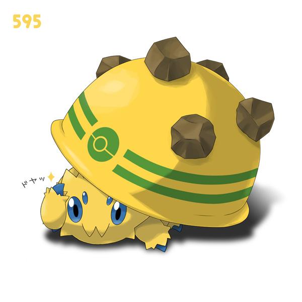 Tags: Anime, Ditb, Pokémon, Joltik, Pixiv, Fanart From Pixiv, Fanart