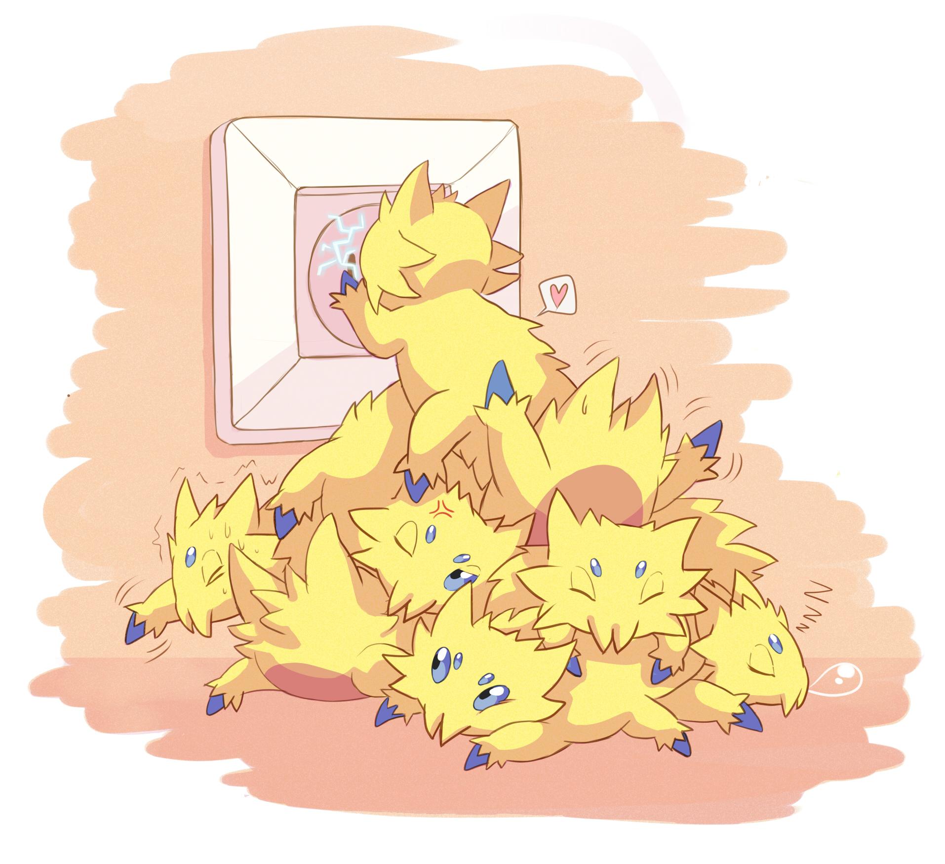 Joltik Pok 233 Mon Image 1857992 Zerochan Anime Image Board