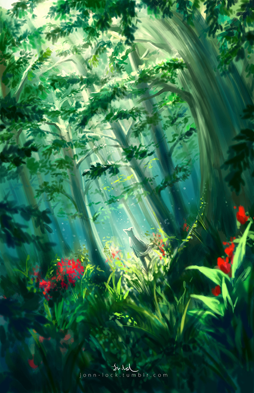 Tags: Anime, Jon Lock, Mobile Wallpaper, Original