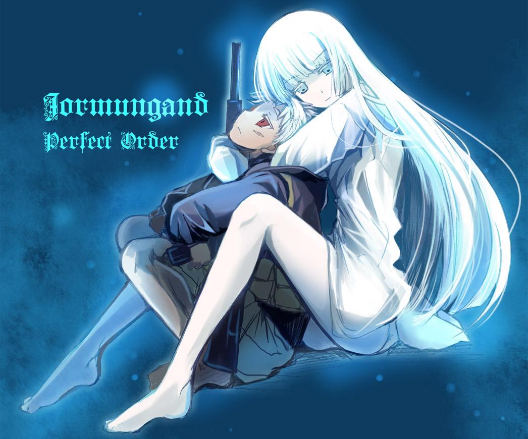 jormungand page of zerochan anime image board