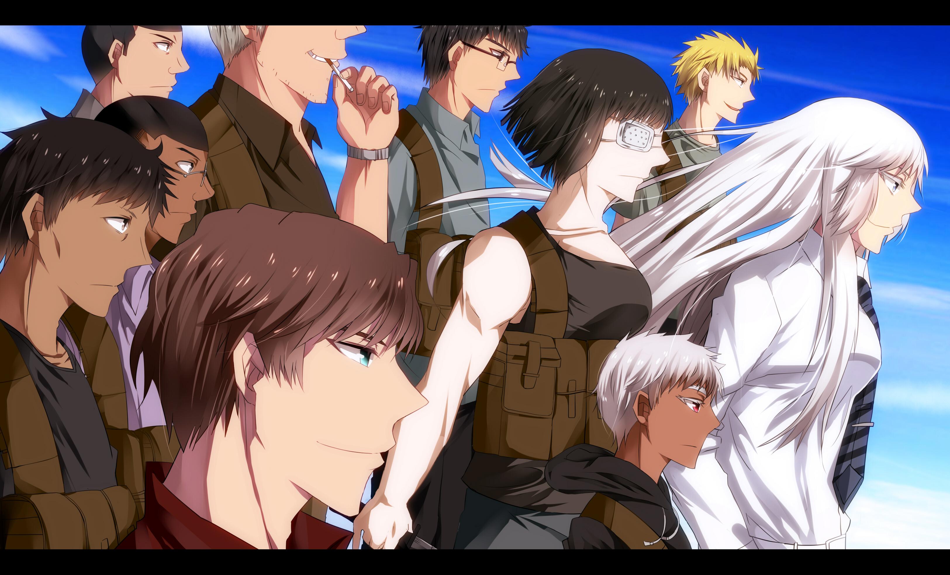 Ugo (Jormungand) - Zerochan Anime Image Board