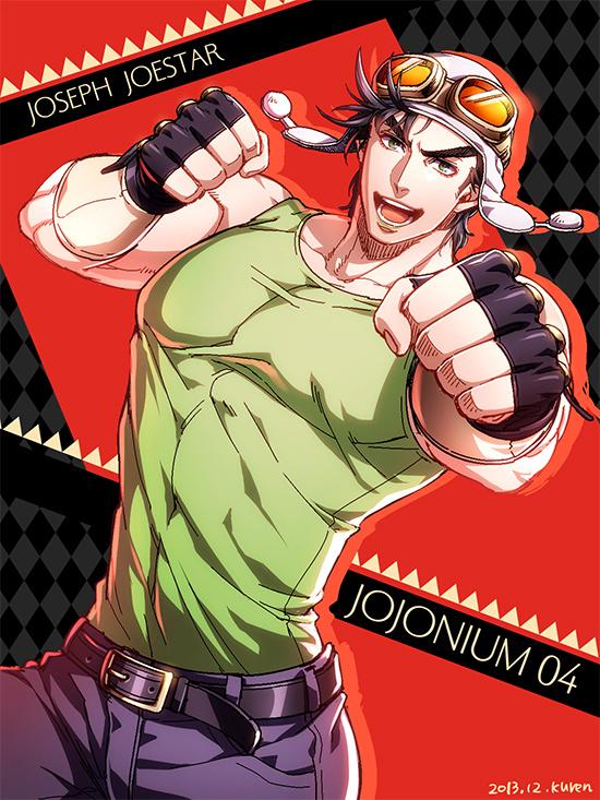 Joseph Joestar - Battle Tendency - Zerochan Anime Image Board