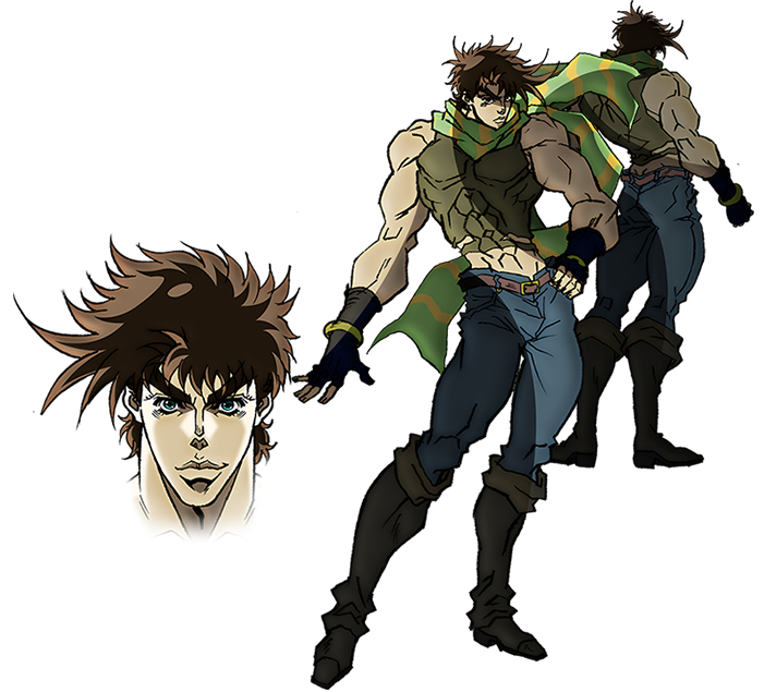 Joseph Joestar (Battle Tendency)  #2035241