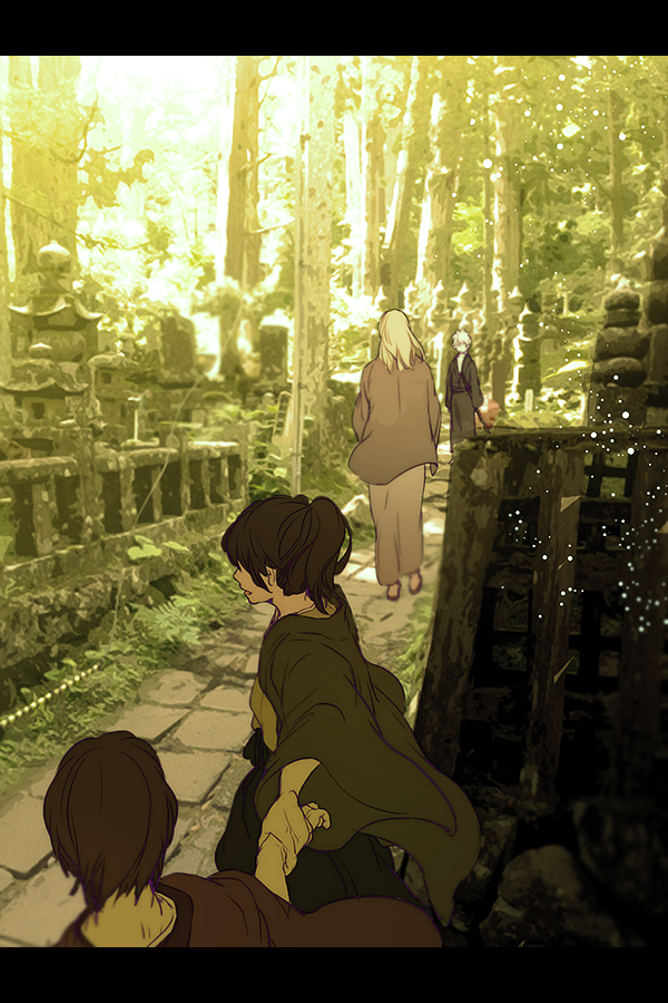 Tags: Anime, Pixiv Id 3902051, Gintama, Sakata Gintoki, Yoshida Shouyou, Katsura Kotaro, Takasugi Shinsuke, PNG Conversion, Pixiv, Mobile Wallpaper, Fanart, Fanart From Pixiv, TakaZura