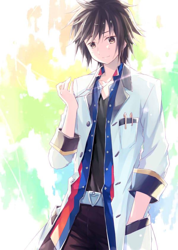 Tags: Anime, Kinoshita Neko, Tales of Xillia, Jude Mathis, Mobile Wallpaper, Pixiv, Fanart From Pixiv, Fanart