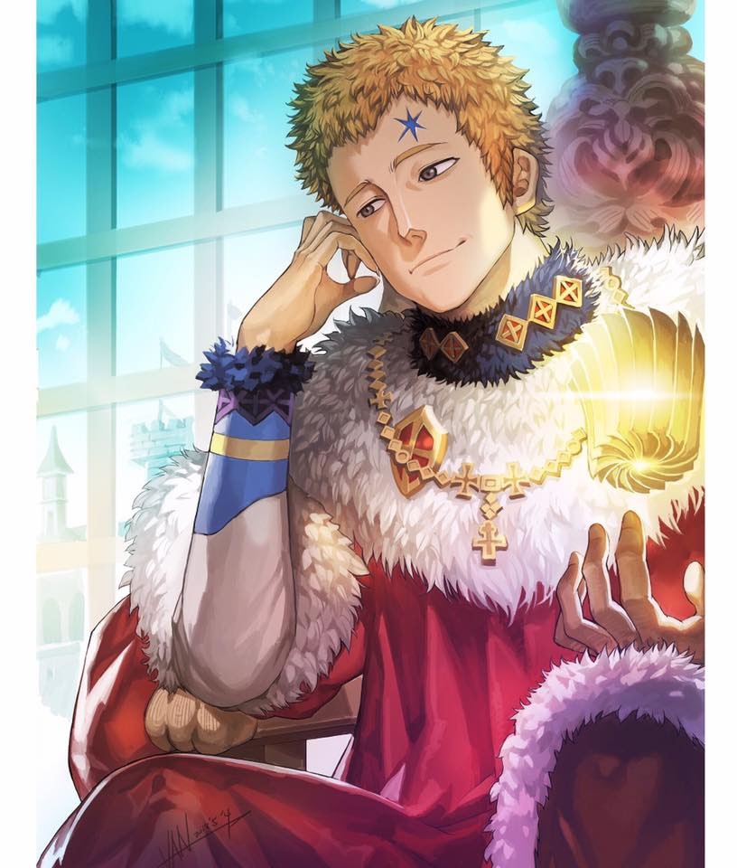 Julius Nova Chrono Black Clover Zerochan Anime Image Board I thought that julius would win, since he has an endless page grimoire and he probably has a spell that homes onto in individual to age them until they die. julius nova chrono black clover