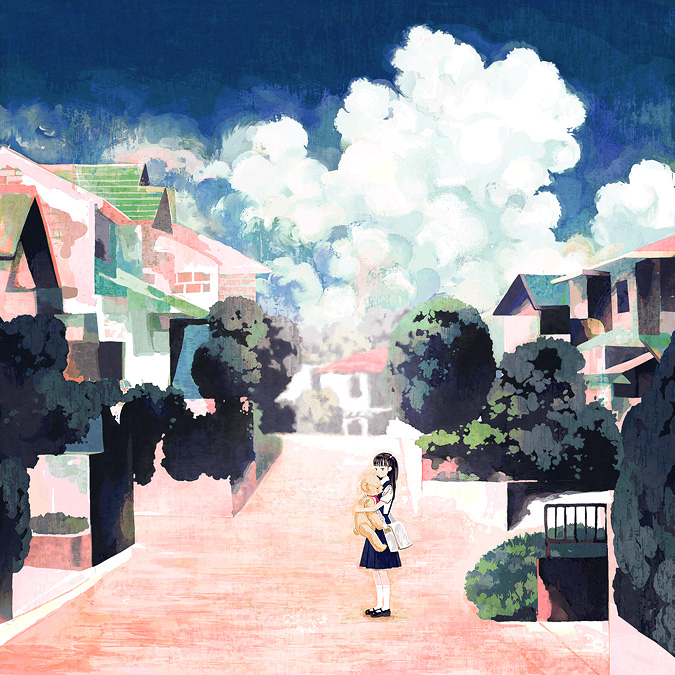 Tags: Anime, Jun Ayafuya, Pixiv, Original