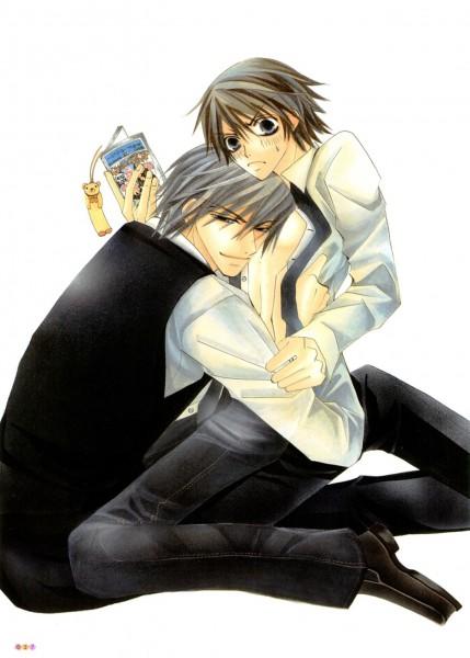 Junjou Romantica Mobile Wallpaper #137792 - Zerochan Anime ...