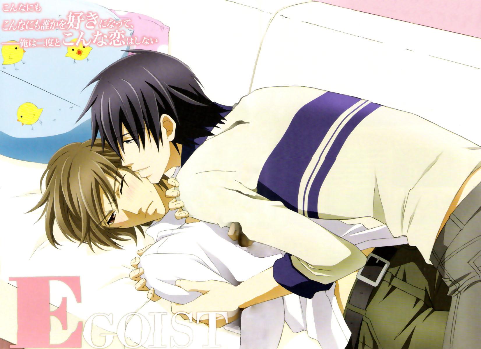 Junjou Egoist Junjou Romantica Zerochan Anime Image Board