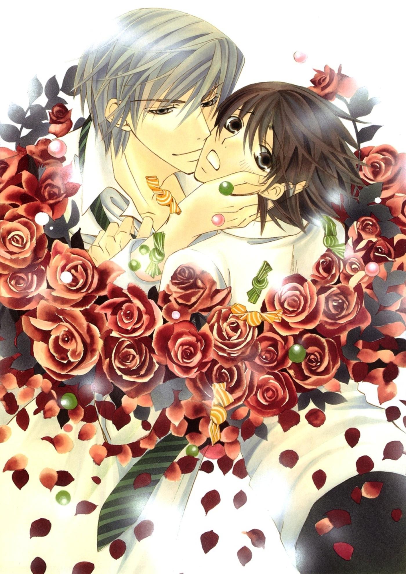 Junjou Romantica   page 8 of 20 - Zerochan Anime Image Board