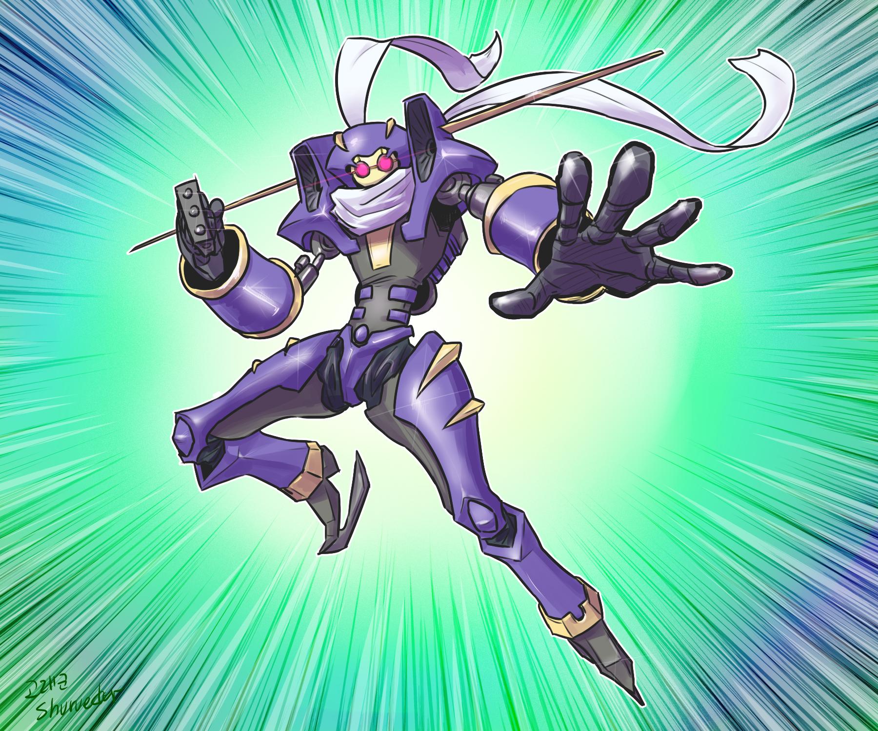 Junk Warrior Yu Gi Oh 5d S Zerochan Anime Image Board