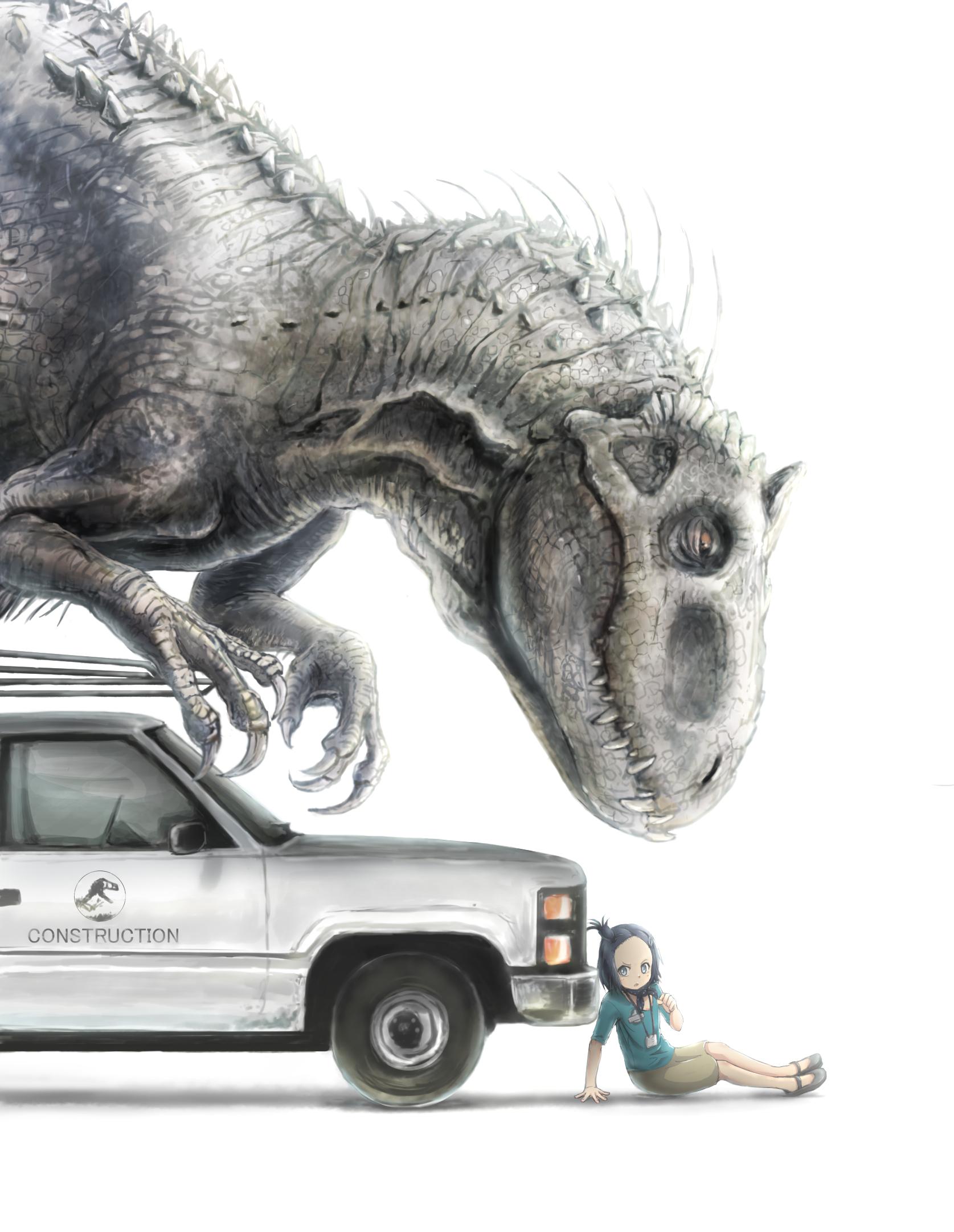 Indominus Rex - Jurassic World
