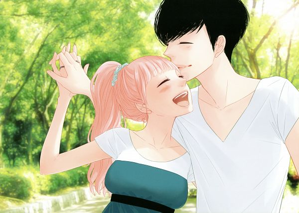 Tags: Anime, Yunomi, Just Be Friends -Illustrations-, VOCALOID, Megurine Luka, Fan Character, Ring