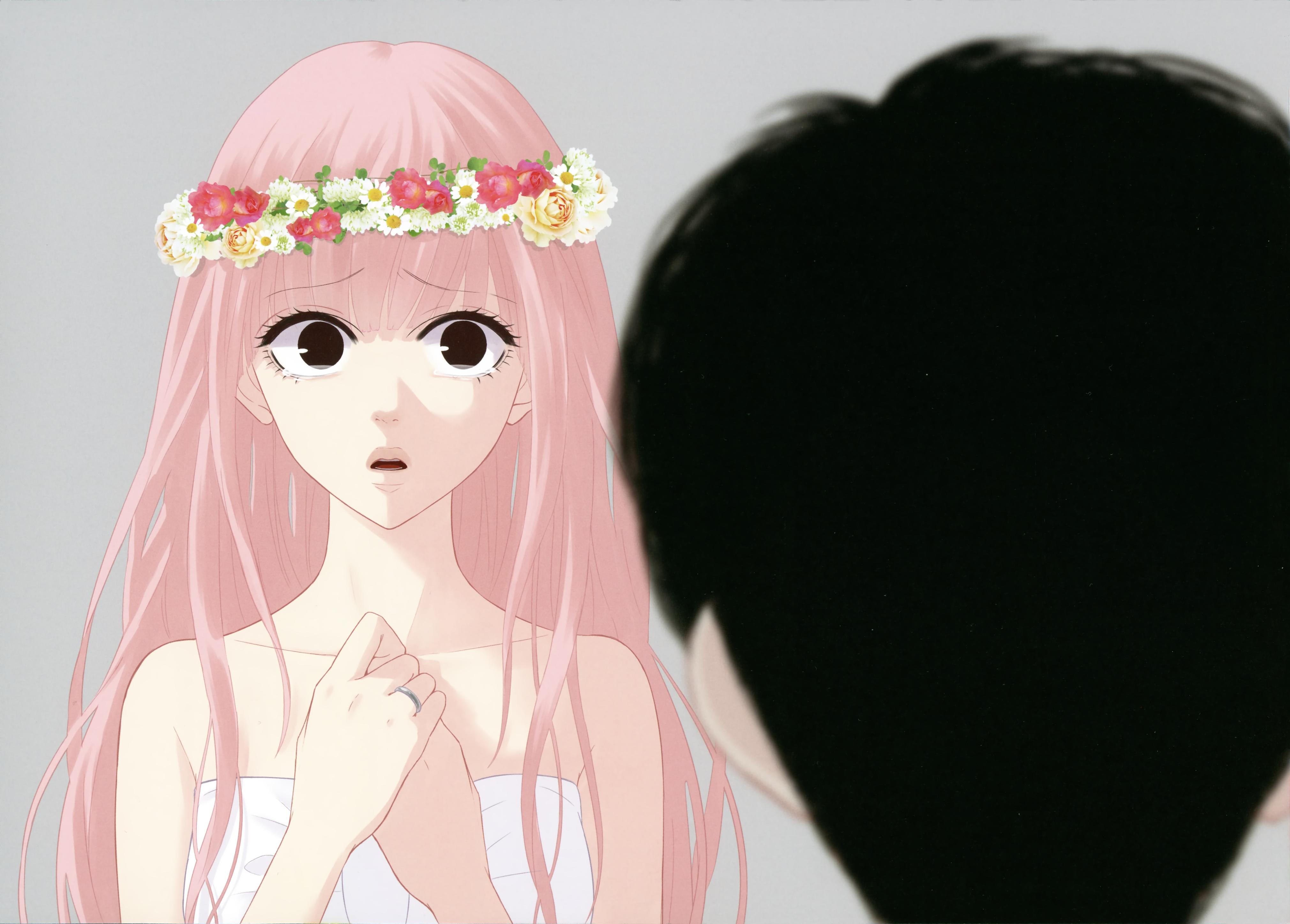 Flower Crown Hair Flower Page 3 Of 129 Zerochan Anime Image Board