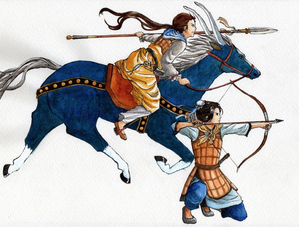 Juuni Kokuki (Twelve Kingdoms) Image #962456 - Zerochan