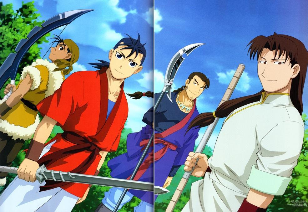 Animebreaker Juushin Enbu Hero Tales 24 55cf36ac Avi