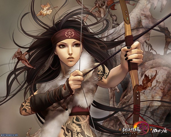 Tags: Anime, CG Art, Jx Online, Zhang Xiaobai
