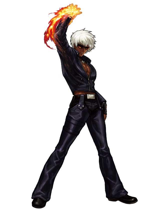 k king of fighters image 1027971 zerochan anime image board