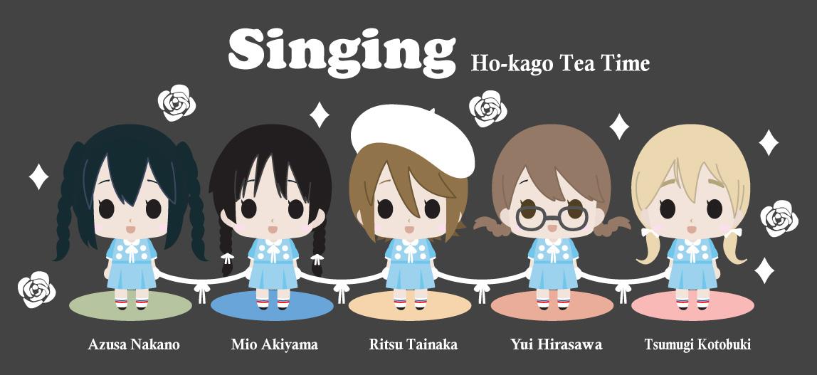 View Fullsize K-ON  Image  K On Mio Singing