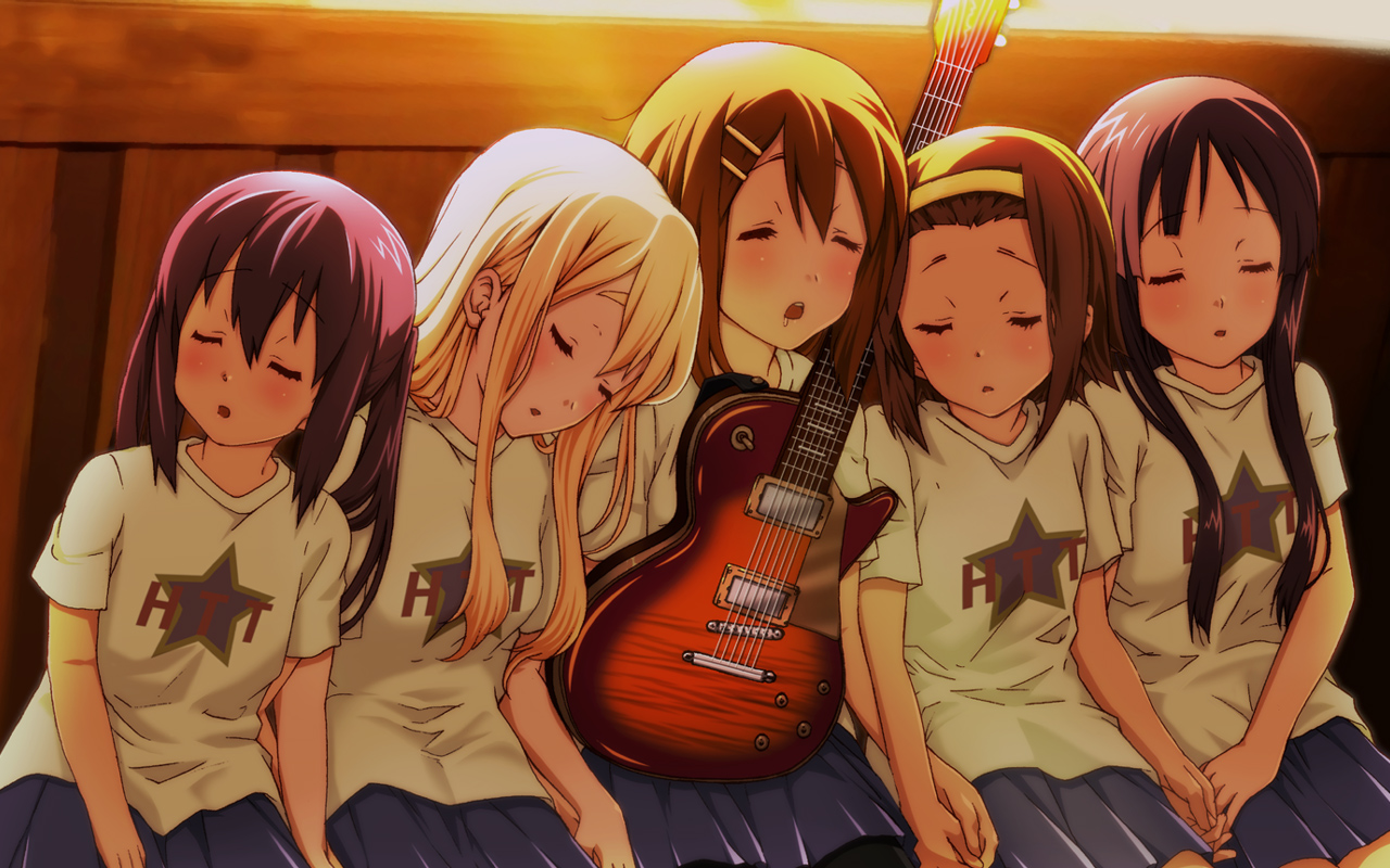 K-ON!, Wallpaper | page 2 - Ze...