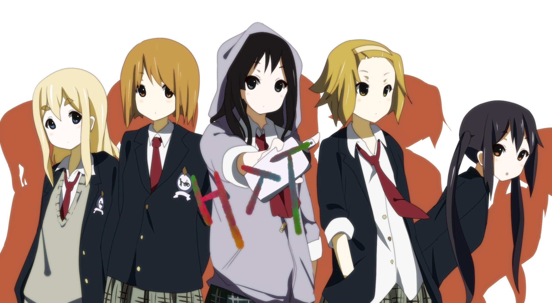 картинки k-on аниме