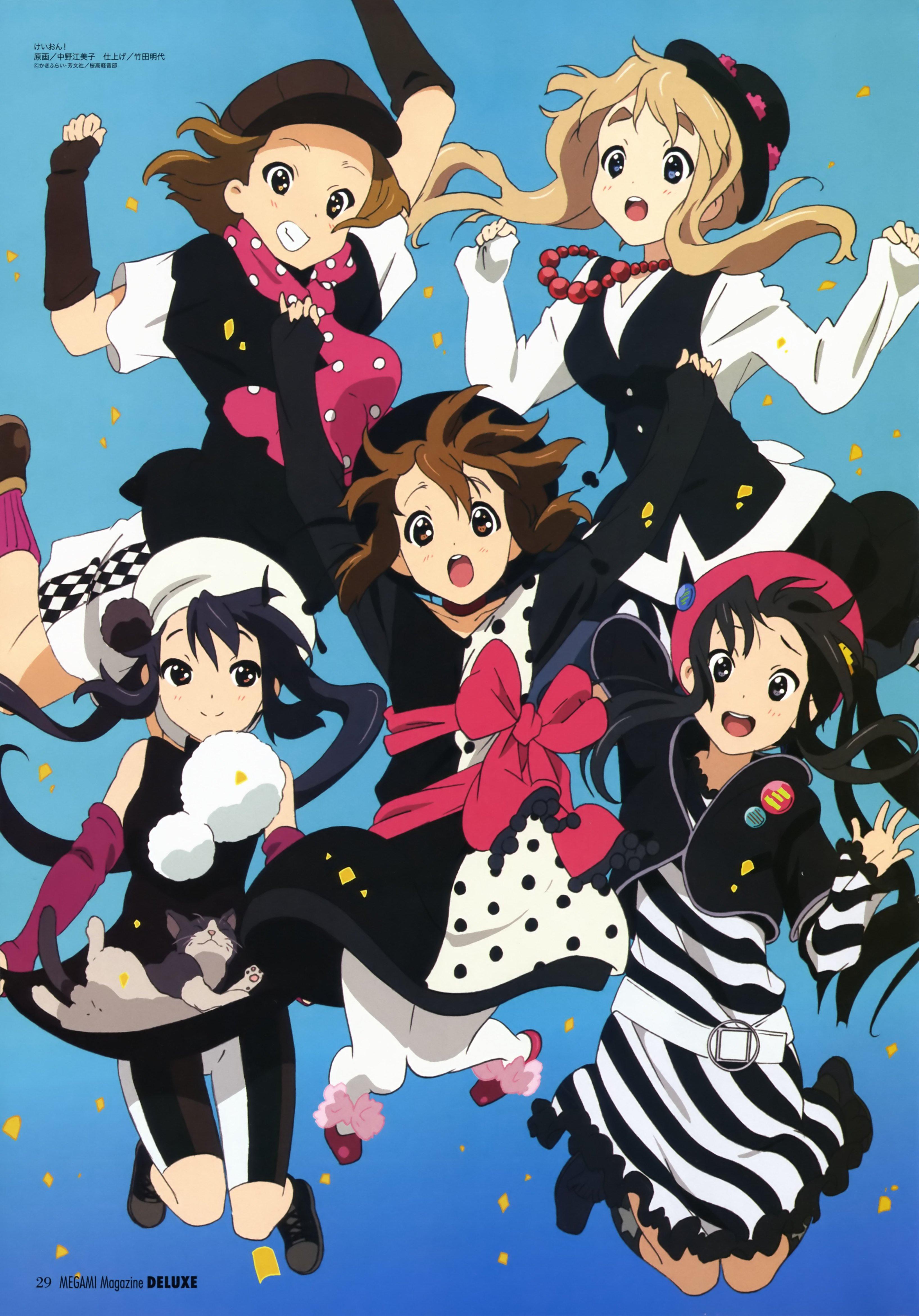 K On Mobile Wallpaper Zerochan Anime Image Board