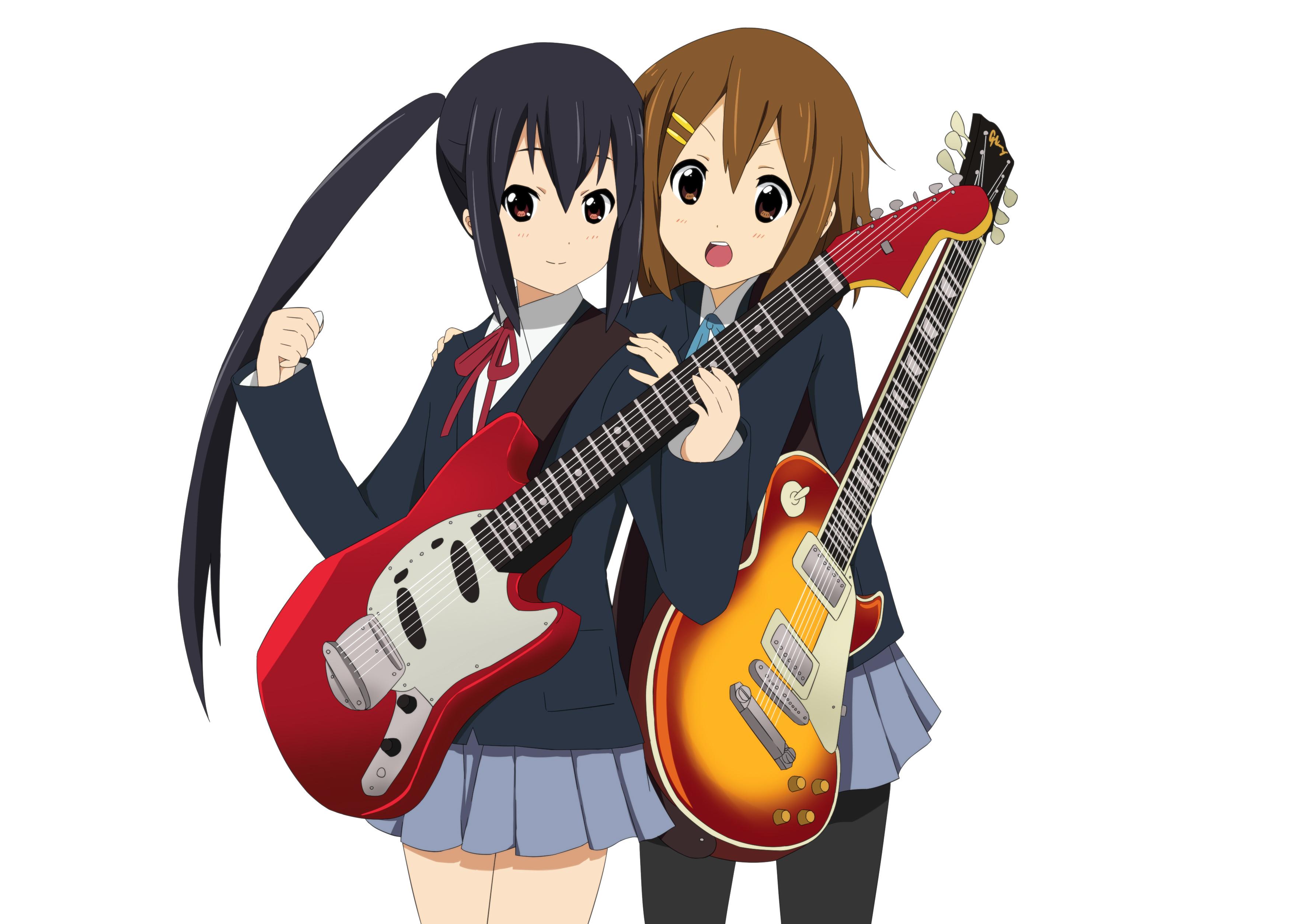 K-ON!/#336177 - Zerochan K On Yui Guitar