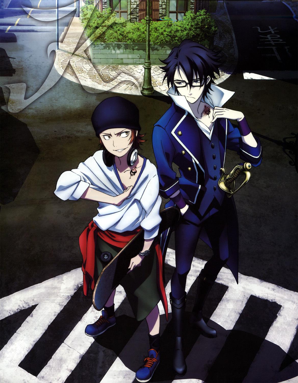 Tags Anime GoHands K Project Yata Misaki Fushimi Saruhiko Beanie