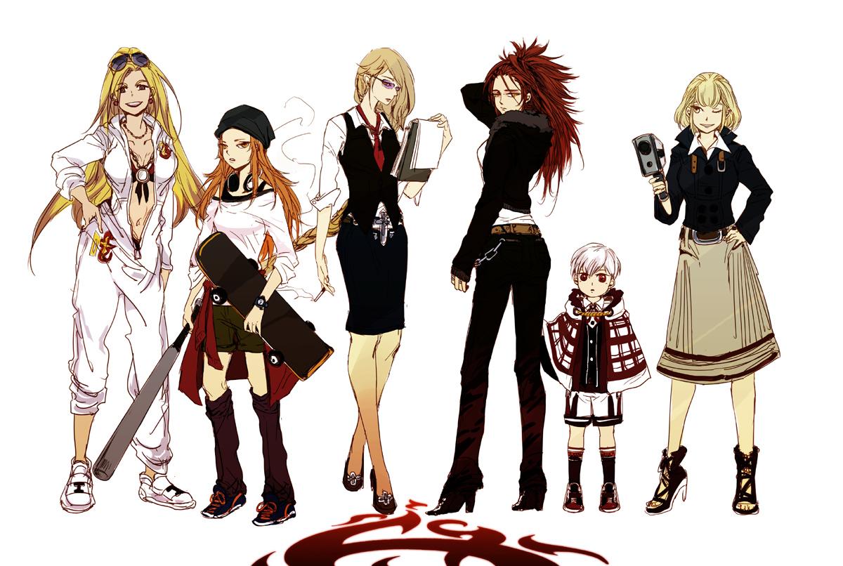 K Anime Characters Anna : Suoh mikoto fanart zerochan anime image board
