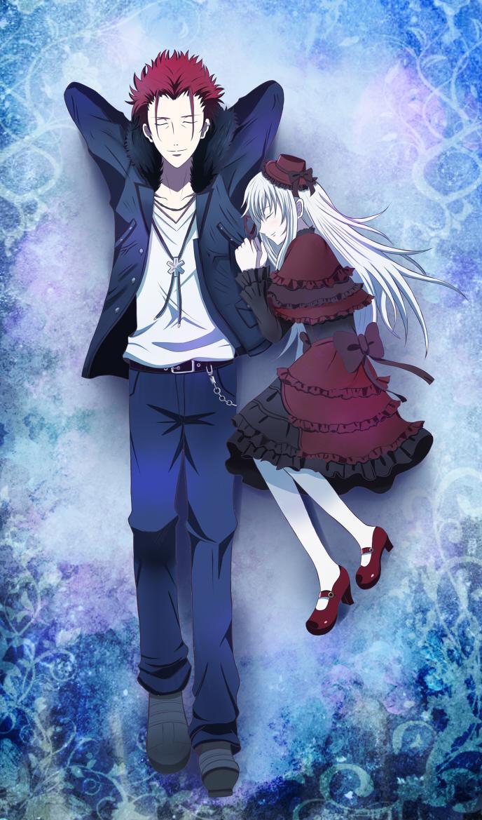 K Anime Characters Anna : K project zerochan