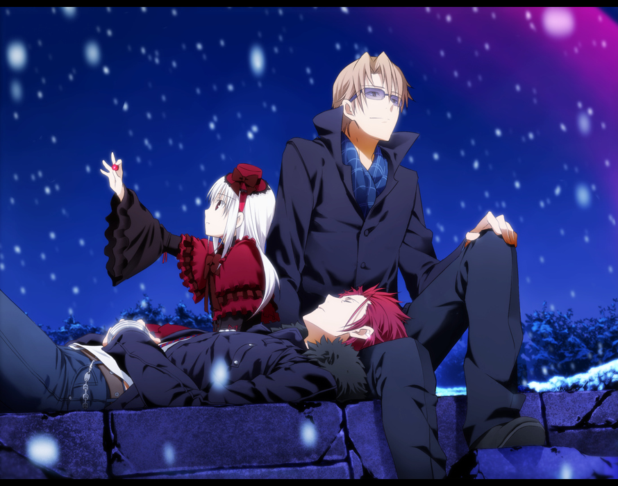 mikoto and anna relationship goals