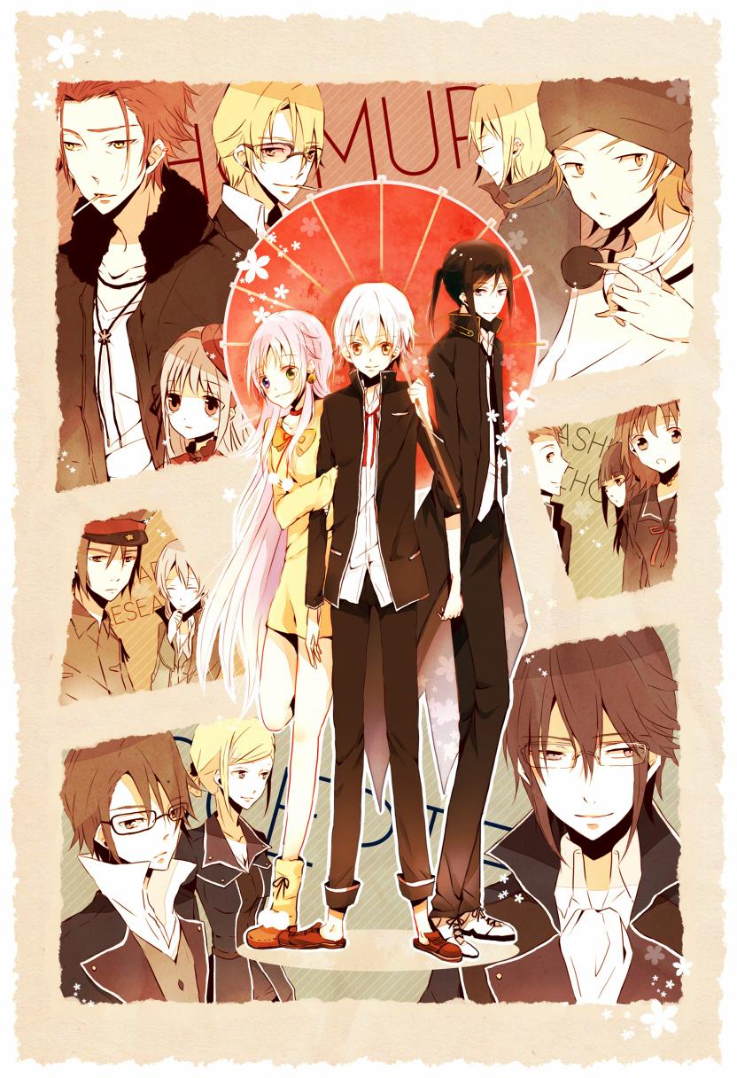 K Project Mobile Wallpaper #1406236 - Zerochan Anime Image ...