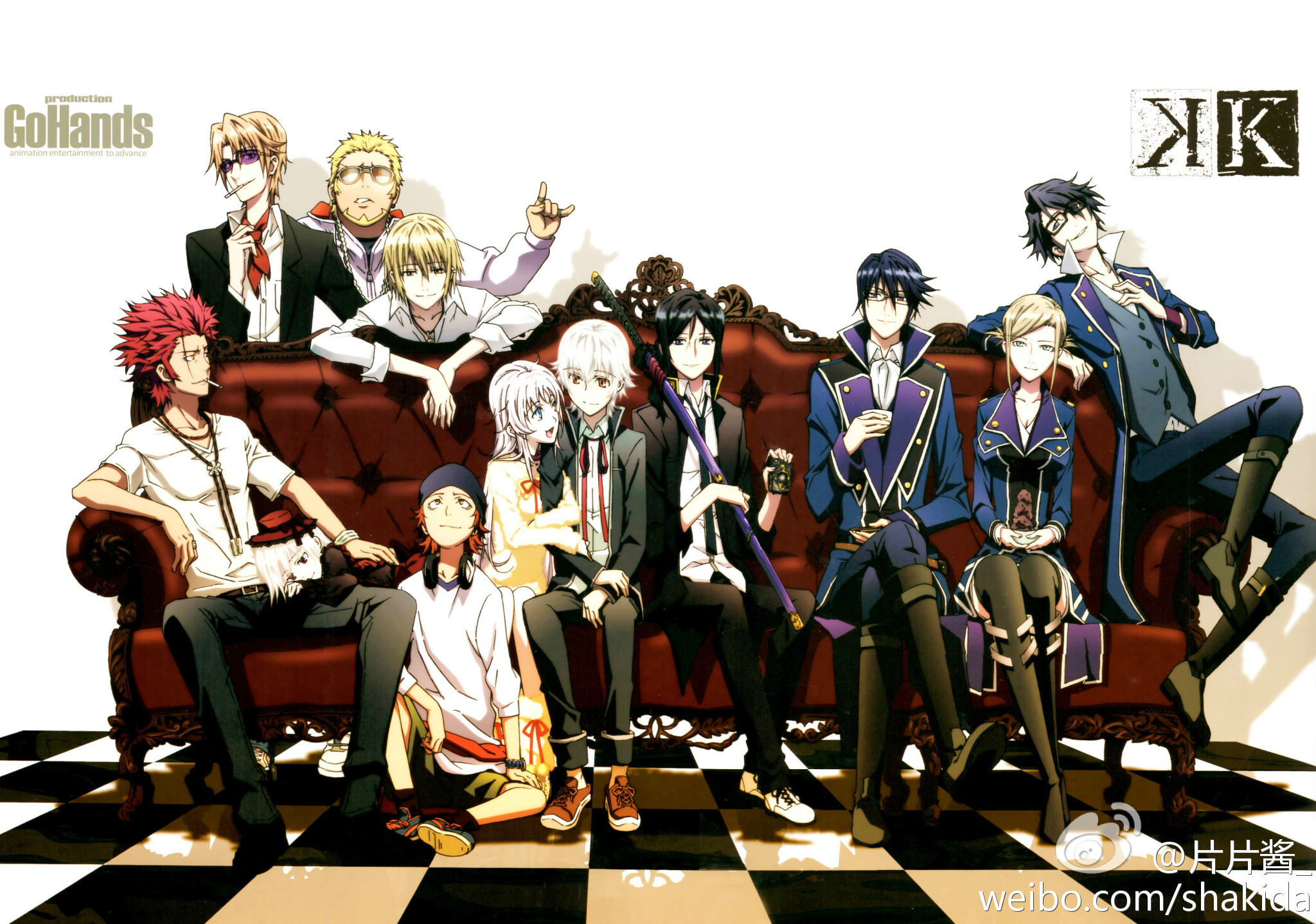 K Project Zerochan Anime Image Board