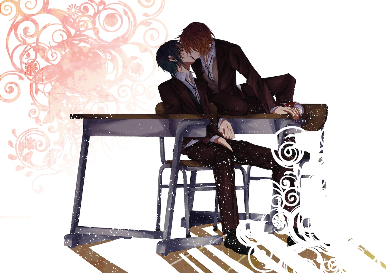 Anime Sitting On Chair Tags Anime  Pixiv Id 935320