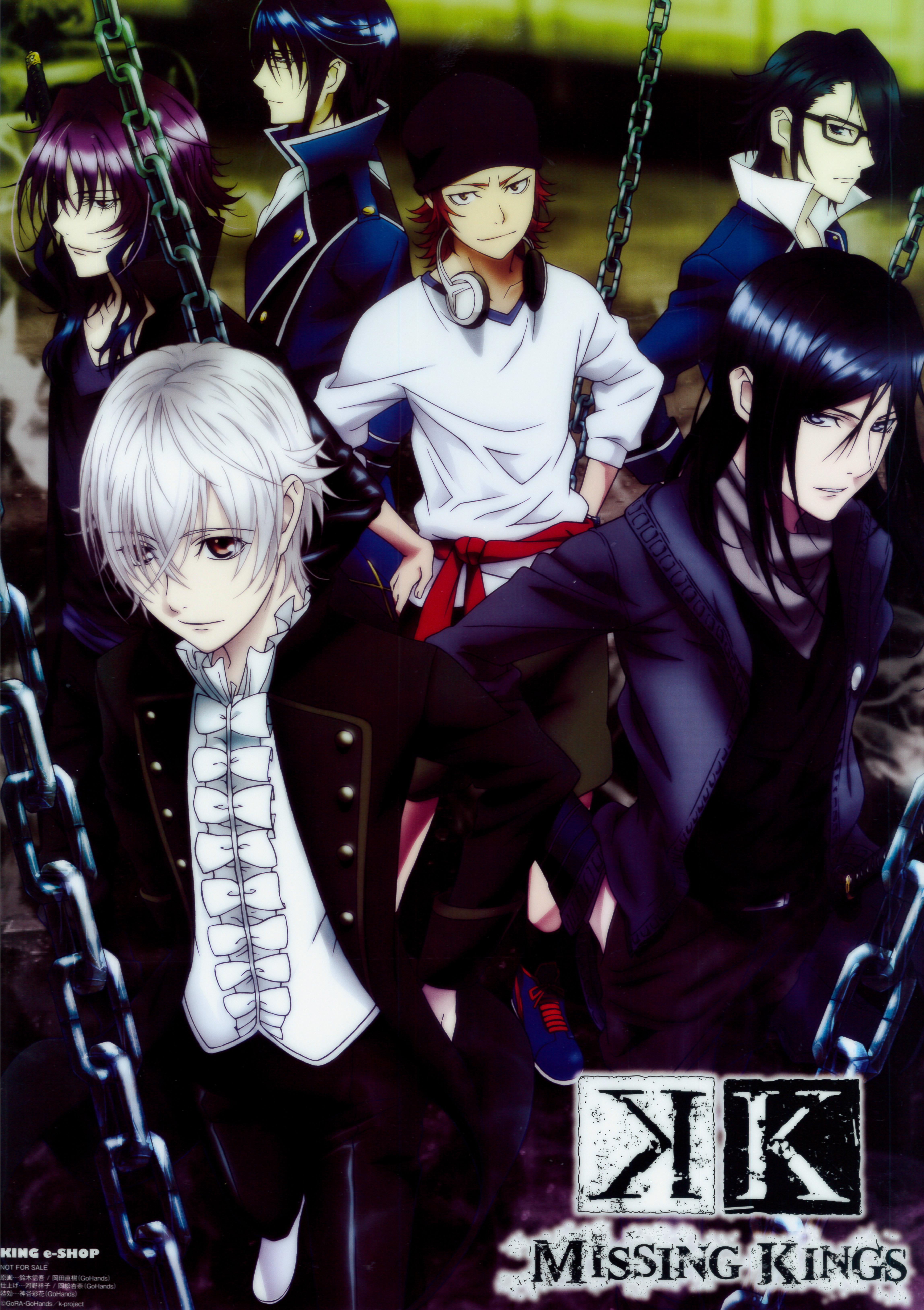 Mishakuji Yukari K Project Zerochan Anime Image Board