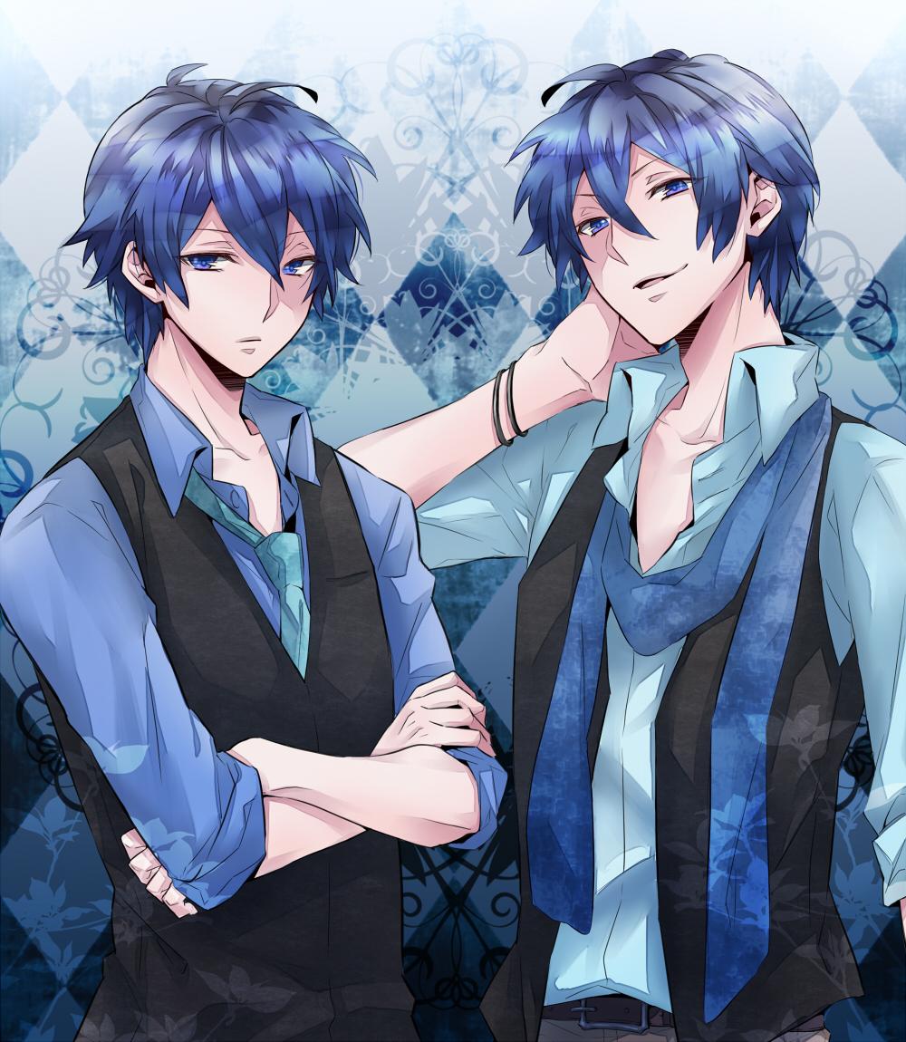Kaito Vocaloid Image 1246775 Zerochan Anime Image Board