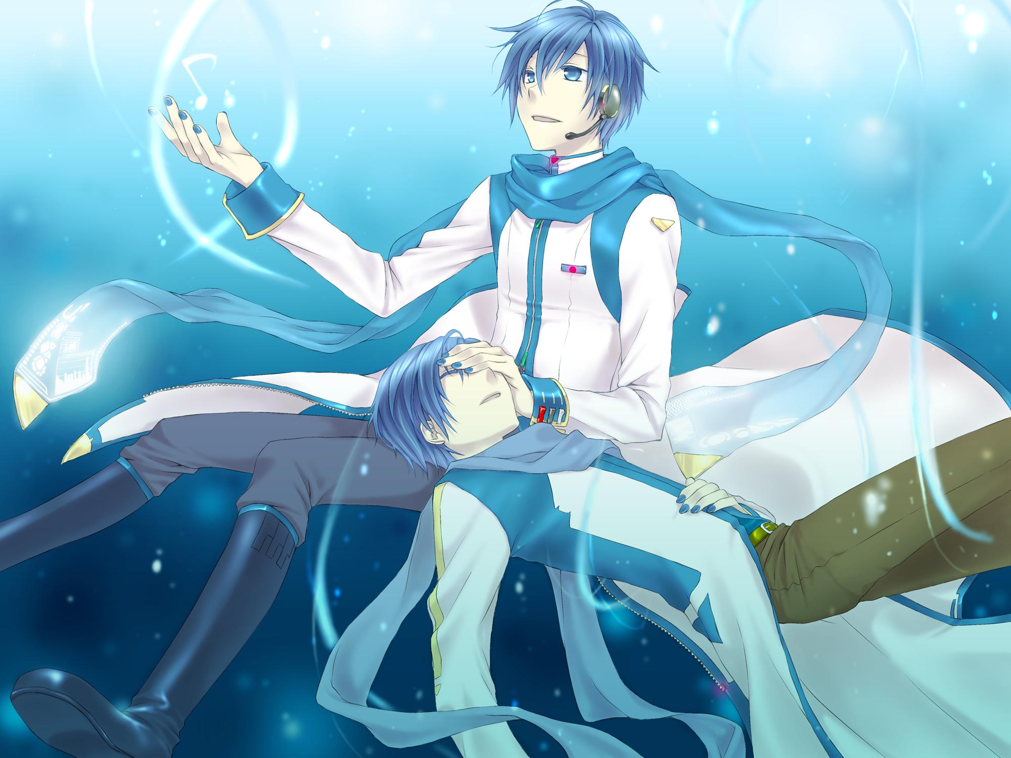 kaito - vocaloid - image #1409163 - zerochan anime image board