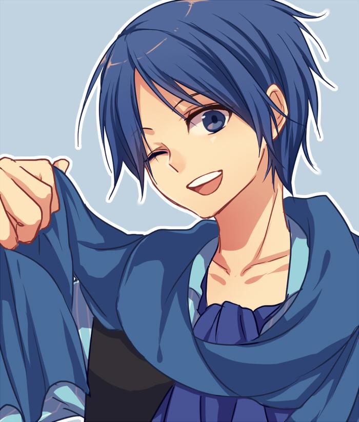 KAITO - VOCALOID - Image #1691159 - Zerochan Anime Image BoardVocaloid Kaito Age