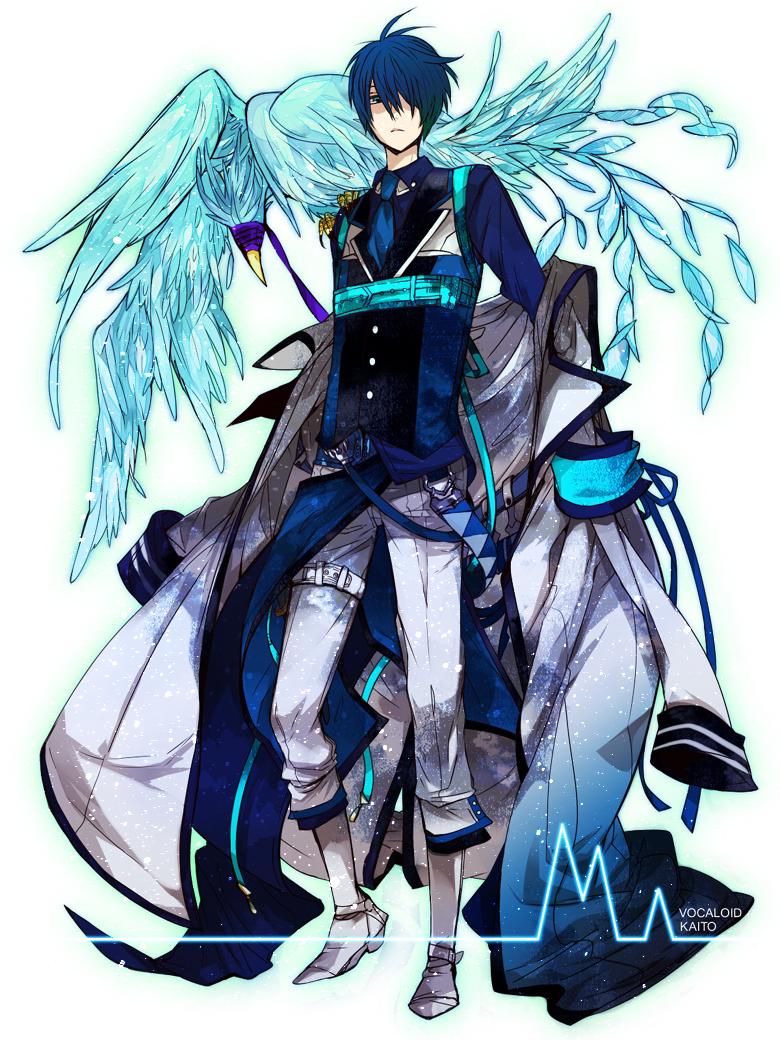 Kaito vocaloid zerochan anime image board for Zerochan anime