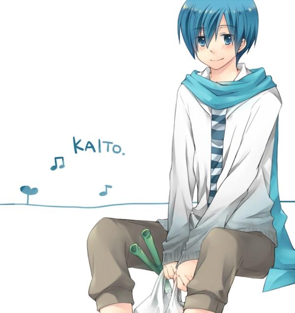 Tags: Anime, Shinyae, VOCALOID, KAITO
