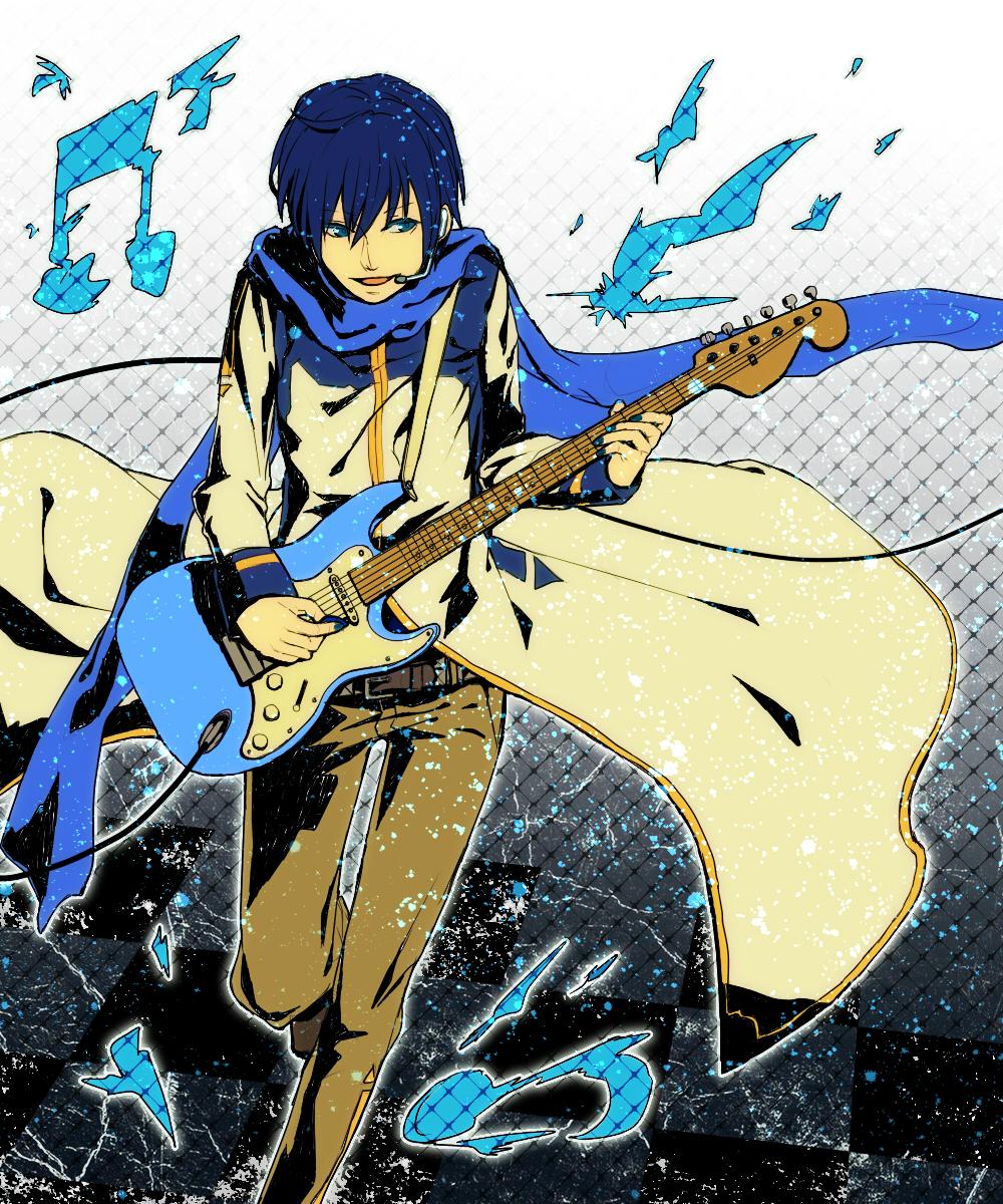 kaito - vocaloid - image #881707 - zerochan anime image board