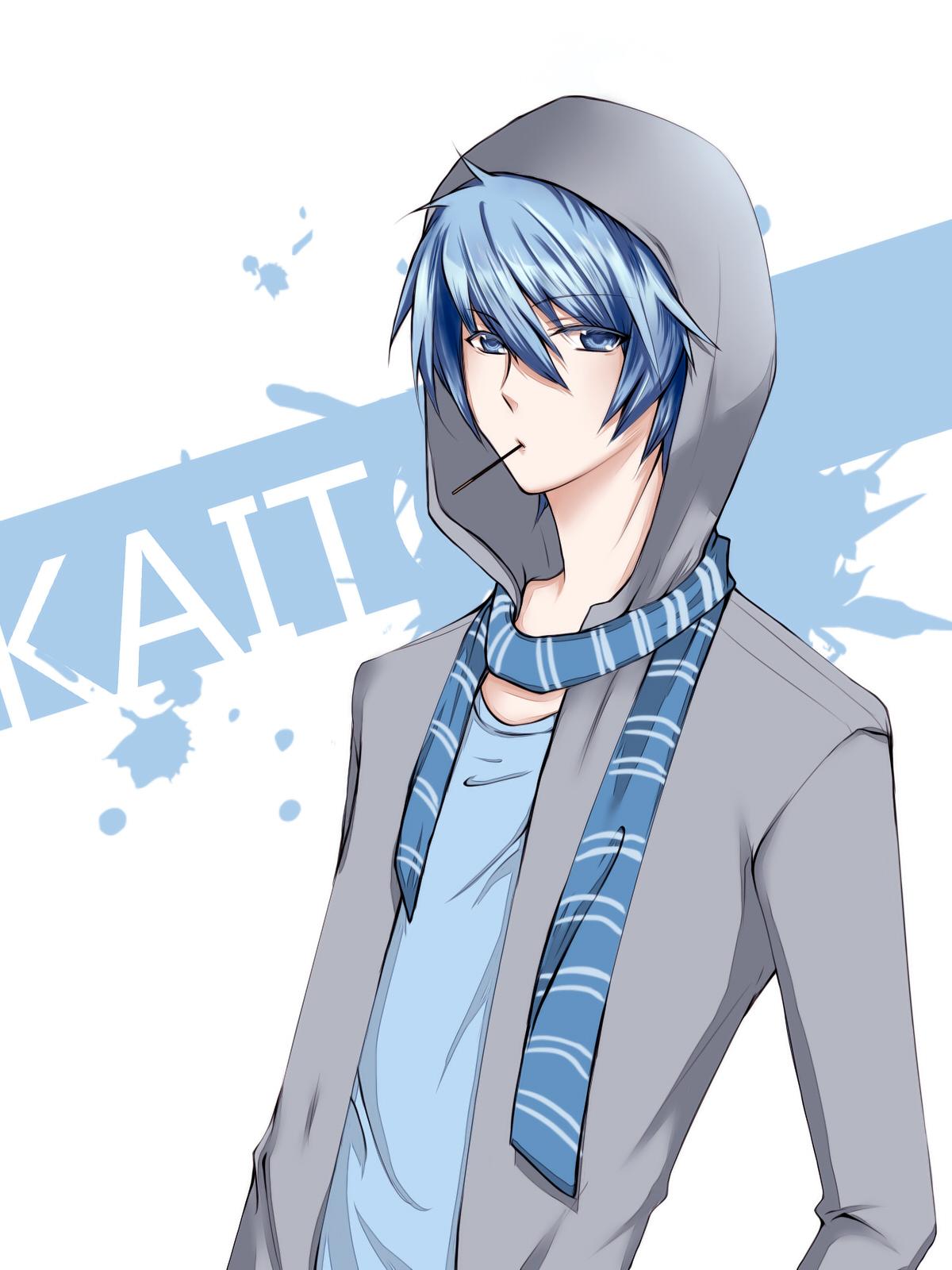 Vocaloid Mokaito KAITO/#983230 - Zeroch...